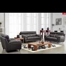 8049 Modern Leather sofa