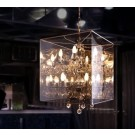 Centurion ceiling lamp by zuo mod