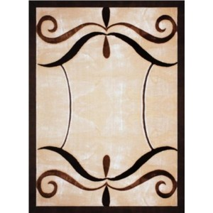 Inspirations I9126 Brown by Sunset