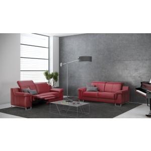 Apollon Leather Sofa  | Rom | Made in Belgium