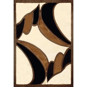 Inspirations I9186 Brown by Sunset