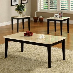 Raven IV Coffee Table By FOA