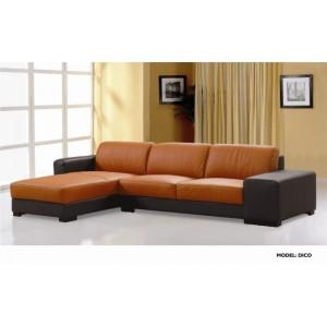 Dico Leather Sofa