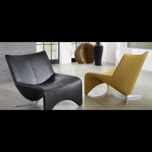 Jan Occasional chair, W.Schillig, Germany