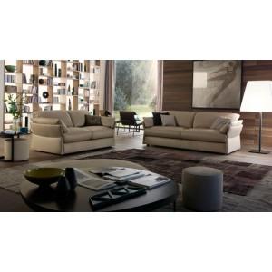 Lady T Premium Italian leather sofa | Chateau d'ax Italia