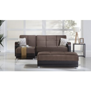 Luna Sectional  By Sunset Naomi Brown