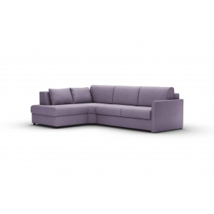 Mira Leather Sectional | Rom | Made in Belgium
