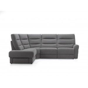 Montfort Leather Sectional | Rom | Made in Belgium