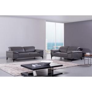 S215 Gray Sofa Set