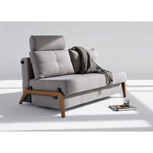 Cubed Wood Deluxe Sofa Bed