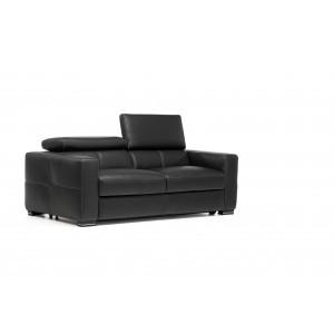 Themis Leather Sofa   Rom   Made in Belgium