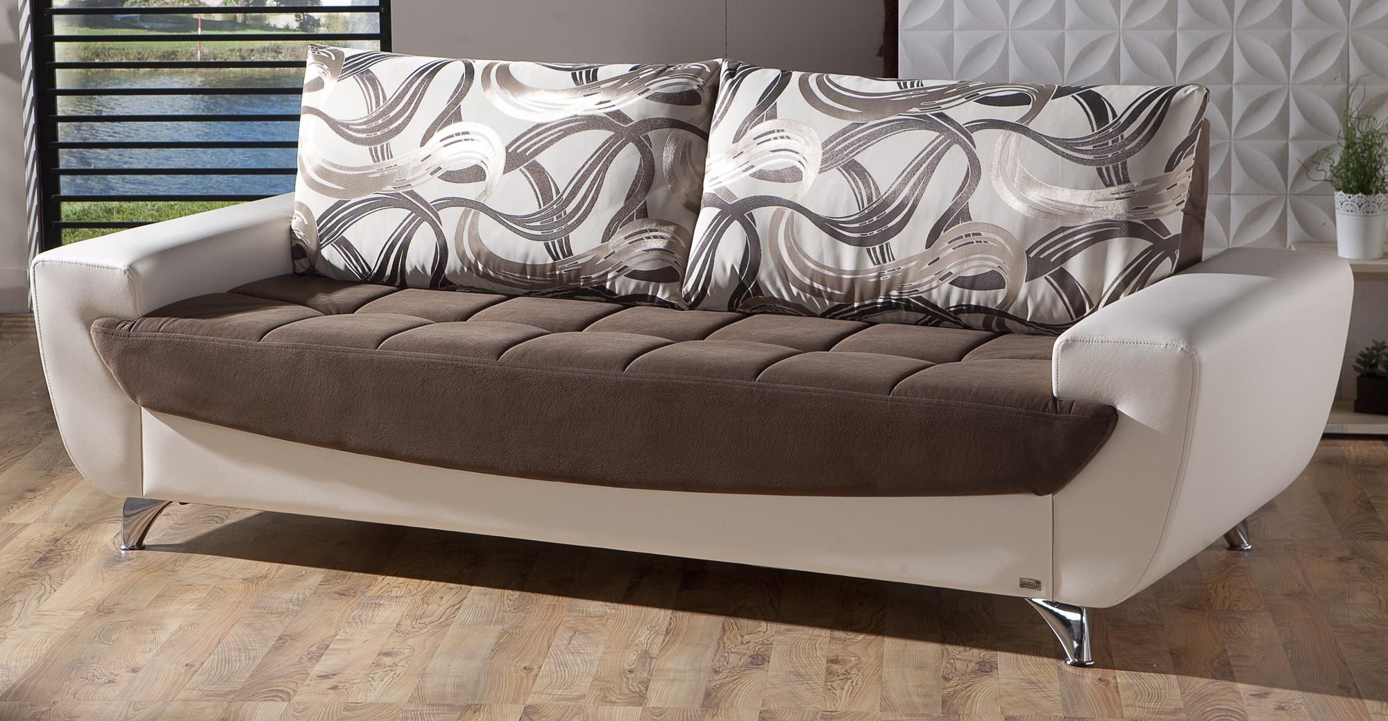 Legro 3 Seat Sleeper Best Brown By Sunset Buy From Nova